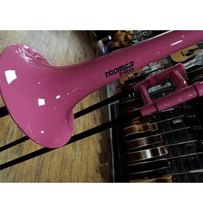 Tromba Pro Plastic Trombone Outfit Pink