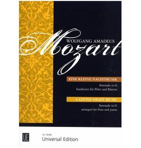Mozart Serenade G Major Flute and Piano