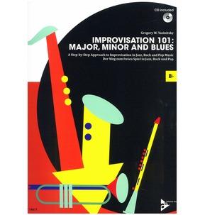 Improvisation 101: Major, Minor and Blues.