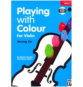 Playing With Colour For Violin Book 2