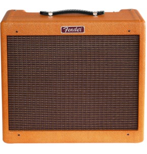 Fender Blues Junior Lacquered Tweed Guitar Amplifier