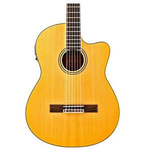 Alvarez RC26HCE Regent Electro Classical Guitar & Deluxe Gig Bag, Natural