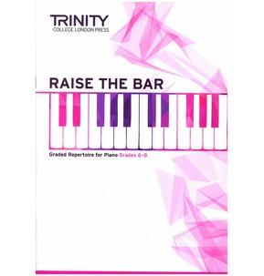 Raise the Bar Piano Book 3 (Grades 6-8)