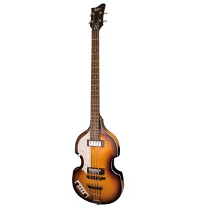 Hofner Ignition Violin Hollow Body Bass Guitar