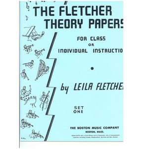 Fletcher Theory Papers Set 1