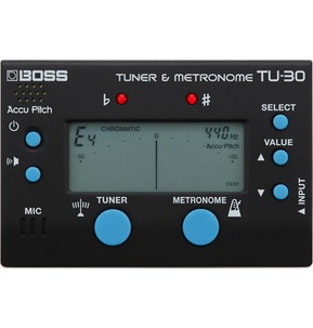 Boss TU-30 Tuner and Metronome