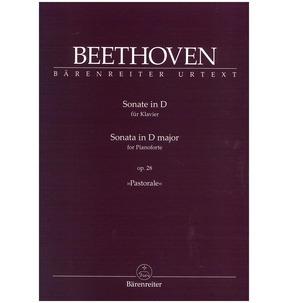 Beethoven: Piano Sonata In D Op.28 - Pastorale