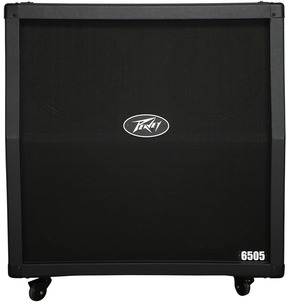 Peavey 6505 412 Cabinet Angled