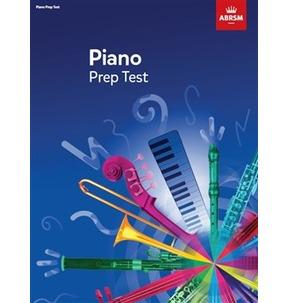 ABRSM Piano Prep Test 2017+