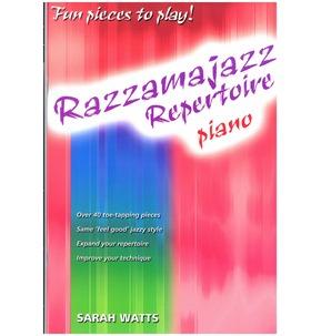 Razzamajazz Repertoire Piano