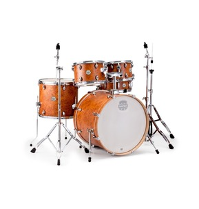Mapex Storm Rock 5Pc Drum Set - Camphor Wood Grain