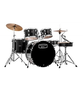 Mapex Tornado 22 Inch Rock Fusion Drum Kit - Black