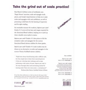 Improve Your Scales - Clarinet Grades 4-5