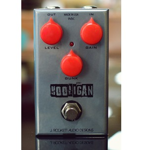 J. Rockett - The Hooligan - Tour Series Guitar Pedal