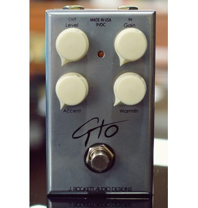 J. Rockett Audio Designs - GTO - Tour Series Guitar Pedal