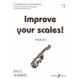 Improve Your Scales - Violin Grade 3