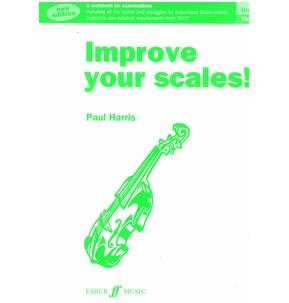 Improve Your Scales - Violin Grade 2