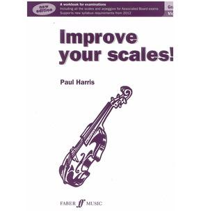 Improve Your Scales - Violin Grade 4