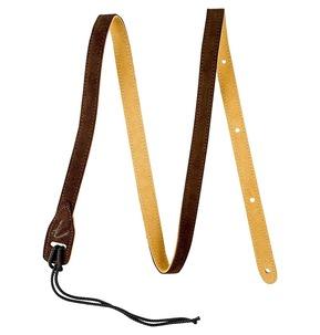Fender Mandolin Strap, Brown Suede