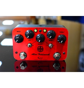 J. Rockett - Allan Holdsworth Overdrive / Boost - Signature Series Guitar Pedal