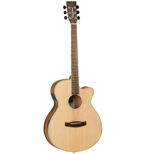 Tanglewood Discovery DBT SFCE PW Electro Acoustic Guitar