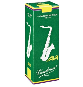 Vandoren Java Tenor Sax Reed Box 5