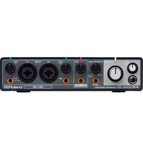 Roland Rubix24 2-In/4-Out USB Audio Interface