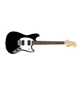 Fender Squier Bullet Mustang HH, Black, Laurel