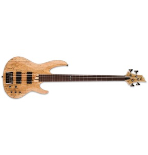ESP LTD B-204SM-FL NS Natural Satin Fretless Bass Guitar