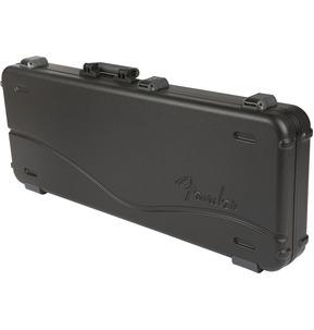 Fender Deluxe Moulded Stratocaster / Telecaster Case, Black