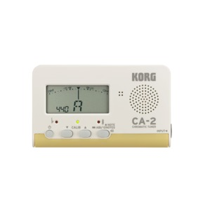 Korg CA-2 Chromatic Multi-Instrument Tuner