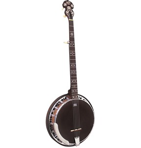 Barnes and Mullins 5-String Rathbone Banjo Lacquer