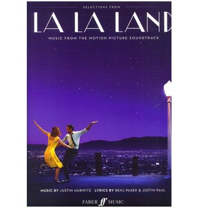 La La Land: Music from the Motion Picture Soudtrack - Piano/Vocal/Guitar