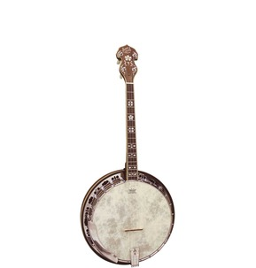 Barnes and Mullins Banjo Empress Irish/Gaelic 4 String