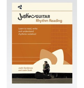 JustinGuitar Rhythm Reading For Guitarists