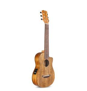Cordoba Mini O-CE Travel Electro Classical Nylon Guitar & Case B-Stock