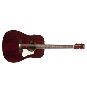 Art & Lutherie Americana Electro Acoustic Guitar - Tennessee Red