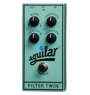 Aguilar Filter Twin Bass Dual Envelope Filter Pedal