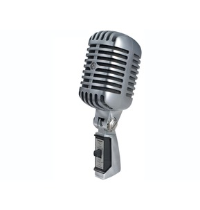 Shure 55SH Series II Legendary 'Elvis Microphone' Vocal Dynamic Cardioid