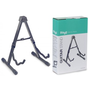 Stagg A Frame Guitar Stand - For both Electric and Acoustic