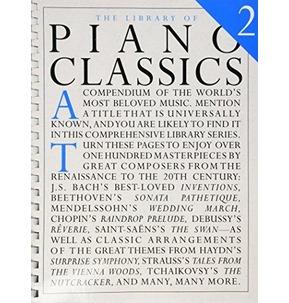 The Library of Piano Classics - Book 2