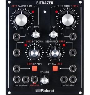 Roland AIRA Bitrazer Modular Bit Crusher B-Stock