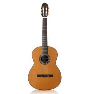 Cordoba Luthier C10 CD All Solid Nylon Guitar & Case