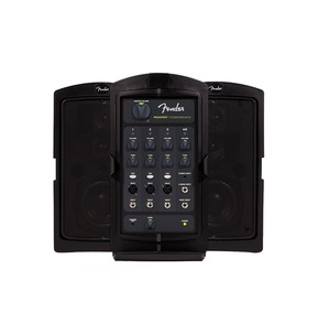 Fender Passport Conference Portable PA System, Black