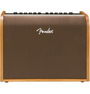 Fender Acoustic 100 Acoustic Guitar Combo Amplifier, Natural Blonde