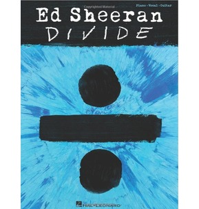 Ed Sheeran Divide (PVG Songbook)