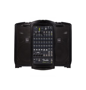 Fender Passport Venue Portable PA System, Black