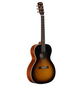 Alvarez DELTA00E/TSB Jazz & Blues Electro Acoustic Guitar, Vintage Burst