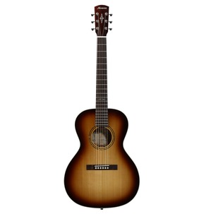 Alvarez DELTA00EDLX/SHB Jazz & Blues Electro Acoustic Guitar, Vintage Burst