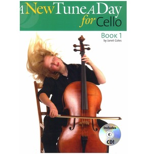 A New Tune A Day For Cello - Book 1